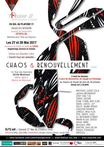CHAOS&RENOUVELLEMNT